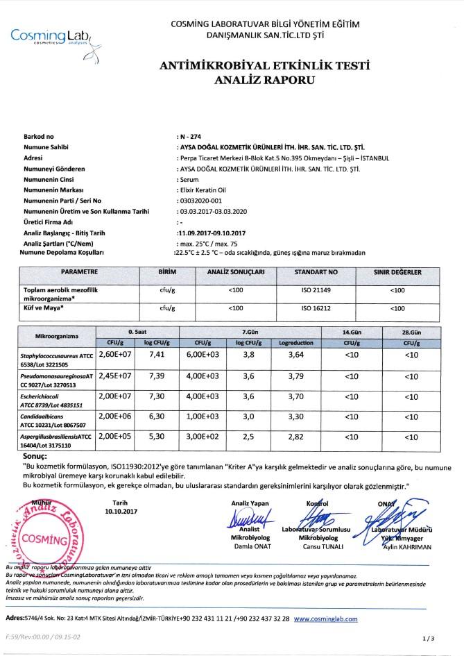 antimikrobiyal-testler